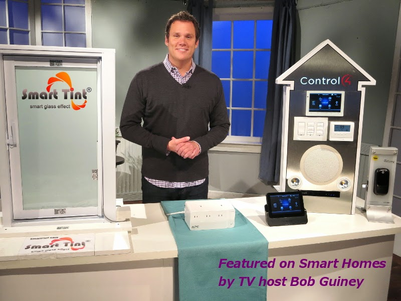 smart tint featured on smart homes tv show